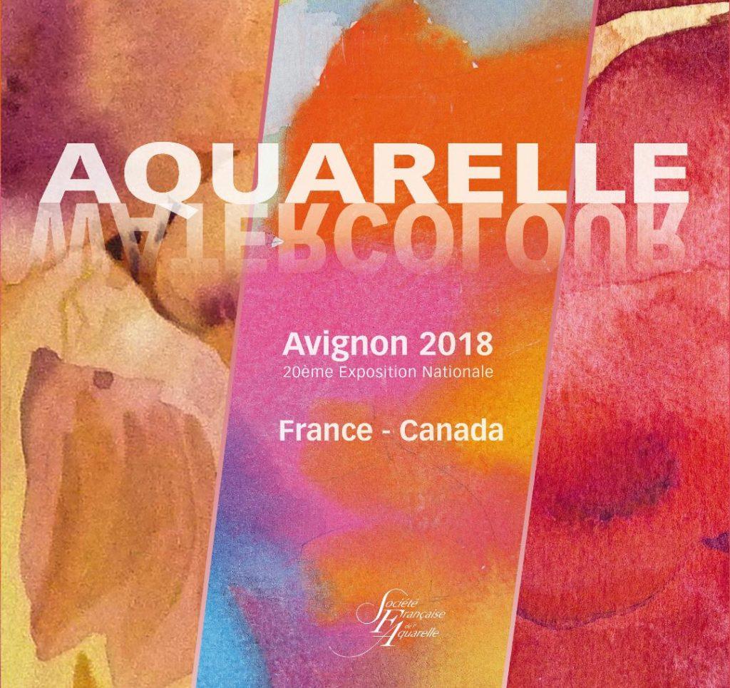 1ère de couverture livre SFA Avignon 2018 France-Canada