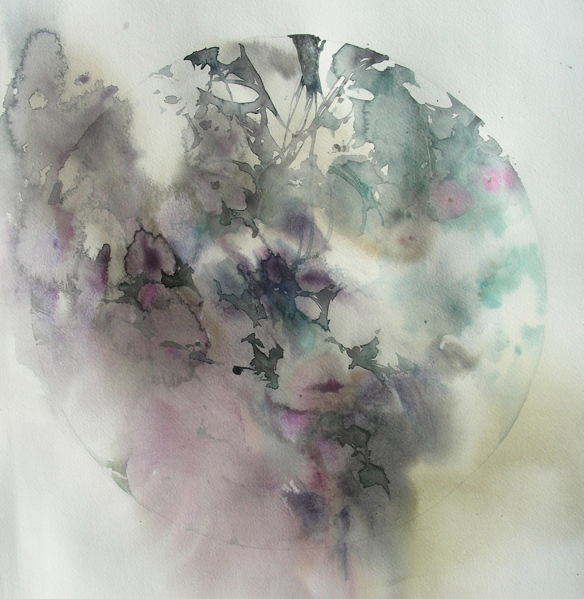 Flower dream - 50x50cm