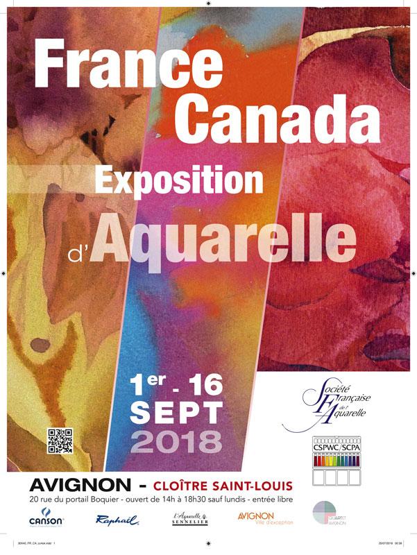 Avignon 2018 - Échange avec le Canada