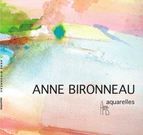Visuel Publication Aquarelles - BIRONNEAU