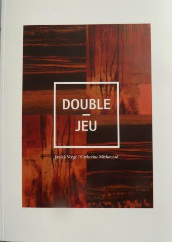 Visuel Publication Double-jeu - MITHOUARD