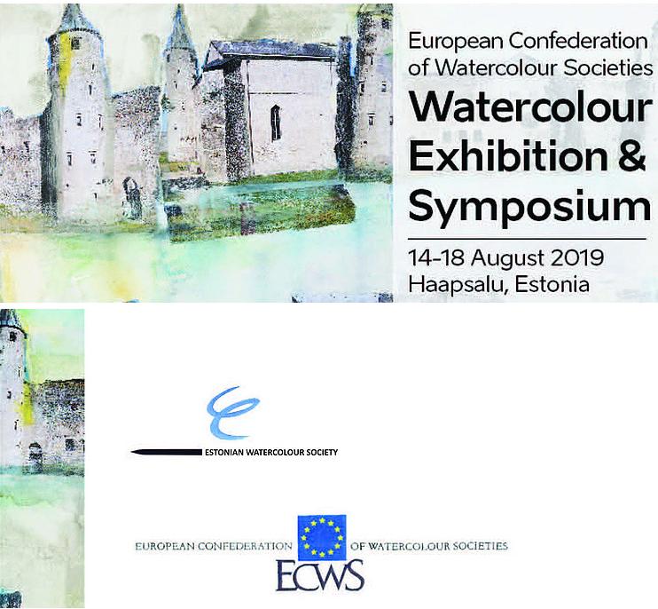 ECWS 22e exposition à Haapsalu, Estonie 2019