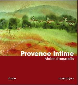 Visuel Publication Provence intime - REYNIER