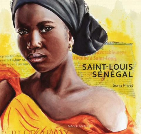Visuel Publication Saint-Louis Sénégal - PRIVAT
