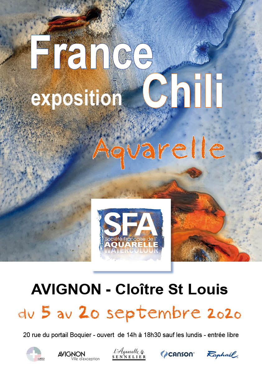 SFA et Chili Avignon 2020