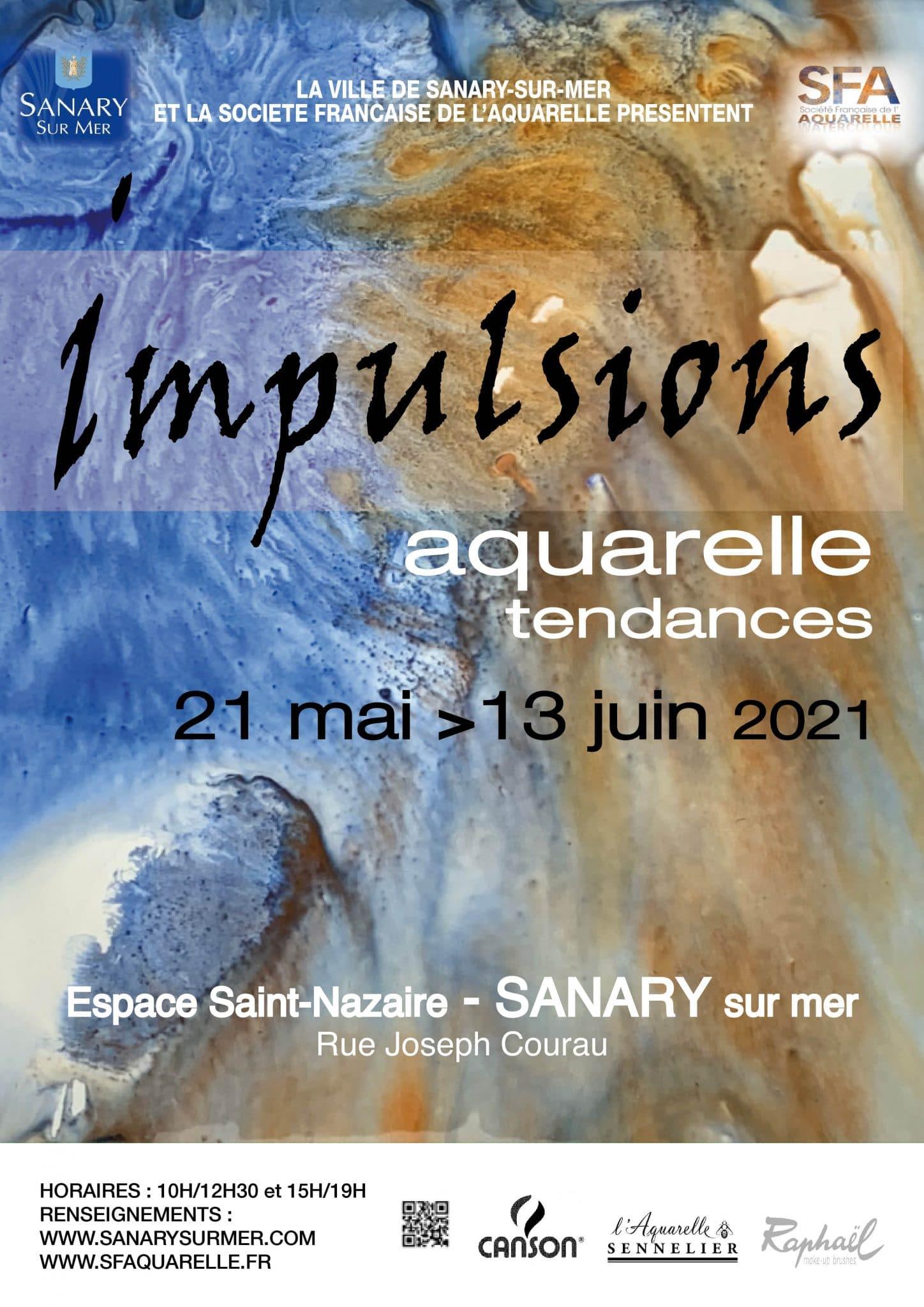 IMPULSIONS - Sanary-sur-Mer 2021