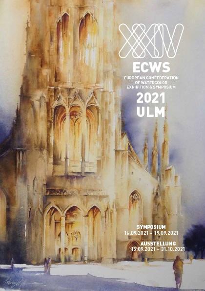 ECWS 24e exposition à ULM, Allemagne 2021