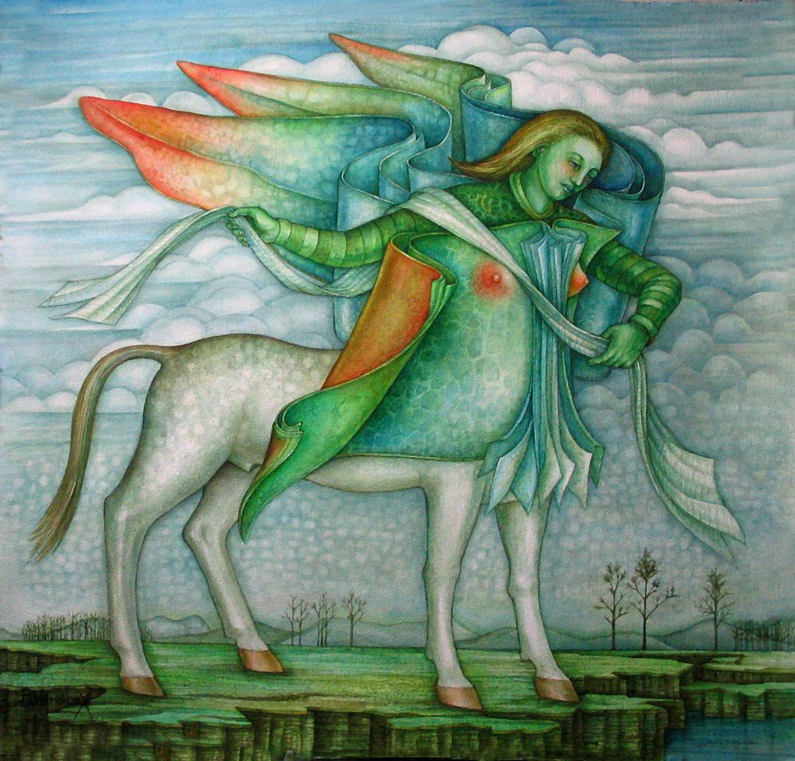 """""""Le centaure"""""""
