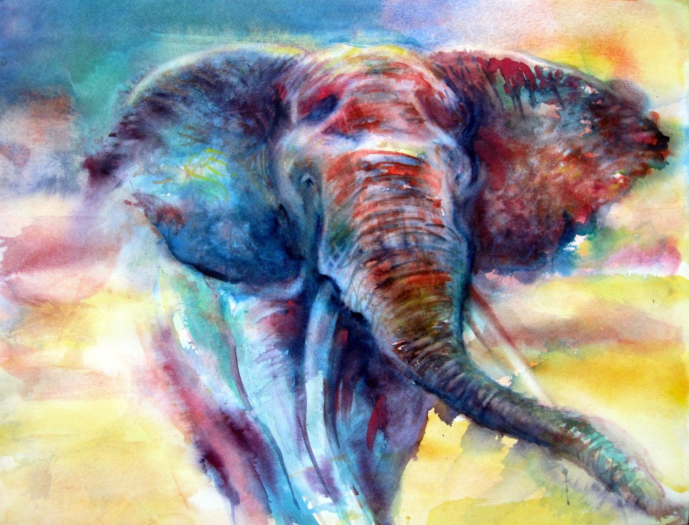 """""""Éléphant"""""""